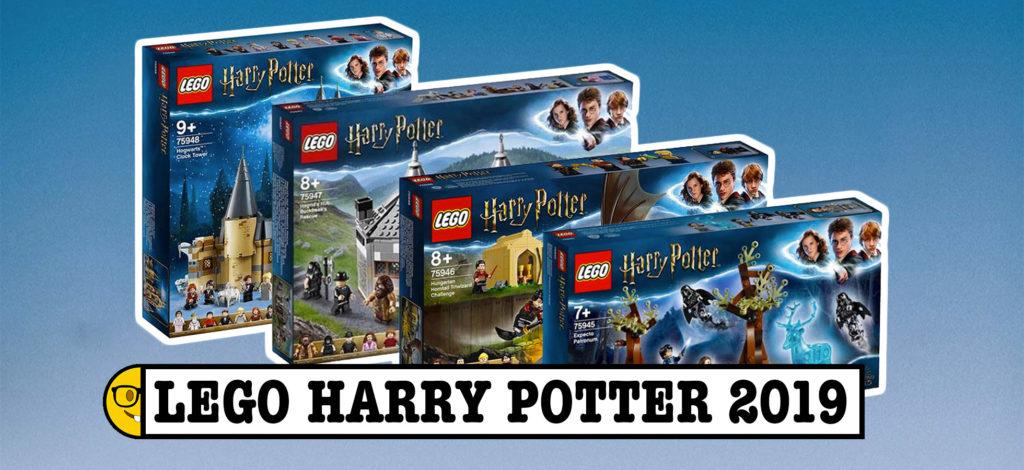 Calendario Dellavvento Harry Potter 2019.Lego Harry Potter Rivelati Alcuni Set In Uscita Questa Estate